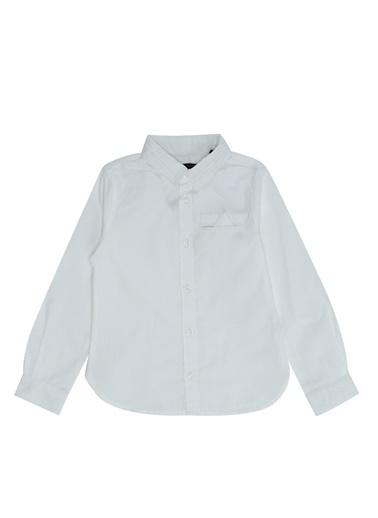 Ikks Gömlek Beyaz